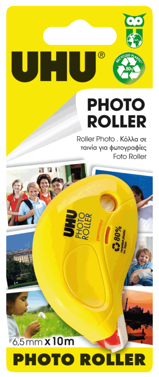 PHOTO ROLLER permanent
